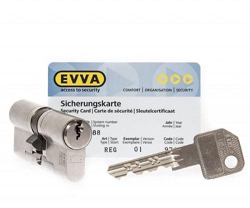 Стоит ли покупать цилиндры Evva ks